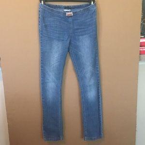 Naartjie Jeans Girls Pull On Denim Jeggings 10